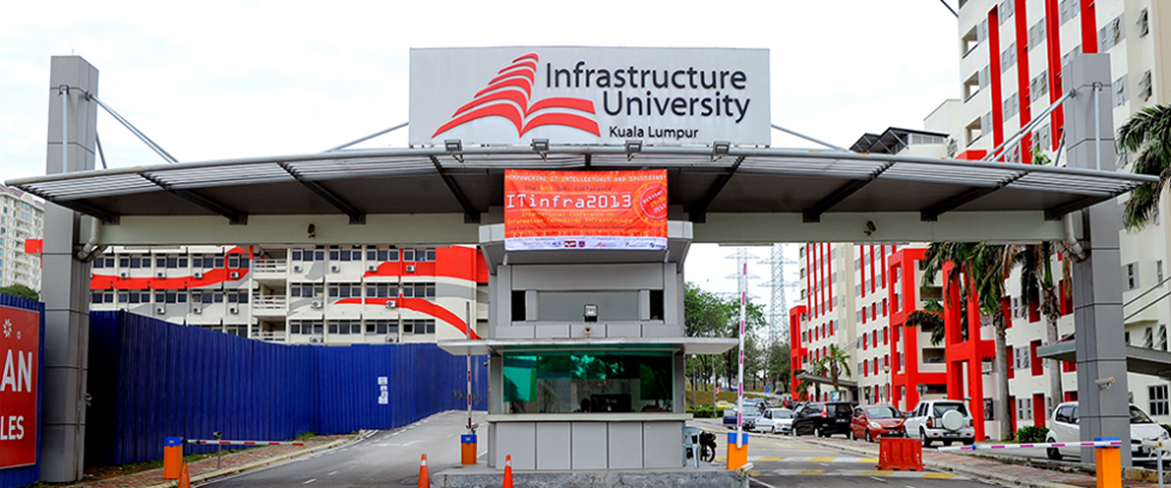 ABOUT INFRASTRUCTURE UNIVERSITY